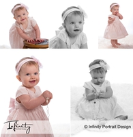 Family Heirlooms  The 9 Month Baby Portrait